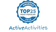 ActiveActivities Most Popular 2015 Award
