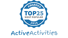 ActiveActivities Most Popular 2016 Award